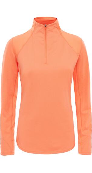 The North Face Motivation Hardloopshirt korte mouwen Dames oranje